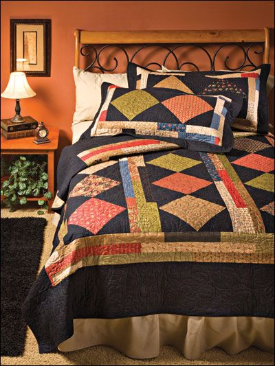 Patchwork Comforters, Throws & Quilts | Quilt IV | Pinterest ... : patchwork comforters throws and quilts - Adamdwight.com