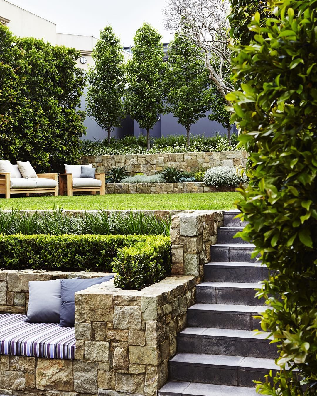 gardens landscapes pools outdoorestablishments instagram photos and videos