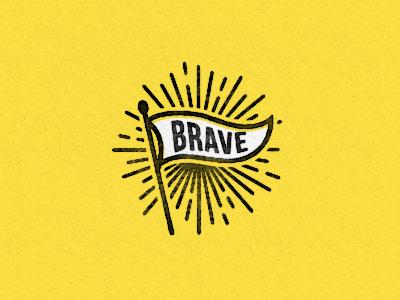 Brave by Abraham Lule