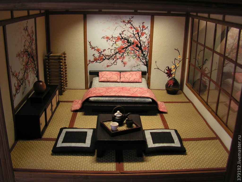 Japanese Inspired Beds Pin By Darlene Christensen On Mini Japanese Japanese Inspired
