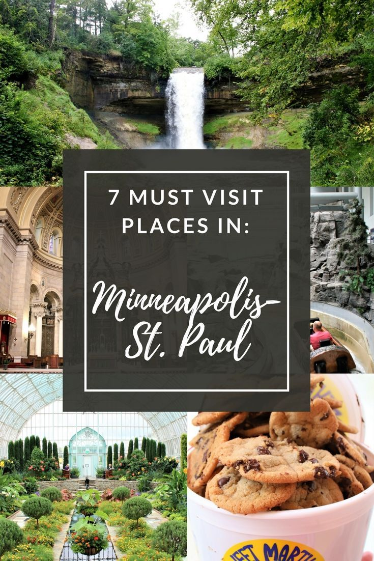 MUST Visit Places In MinneapolisSt Paul Minnesota Twin - 10 things to see and do in minneapolis saint paul