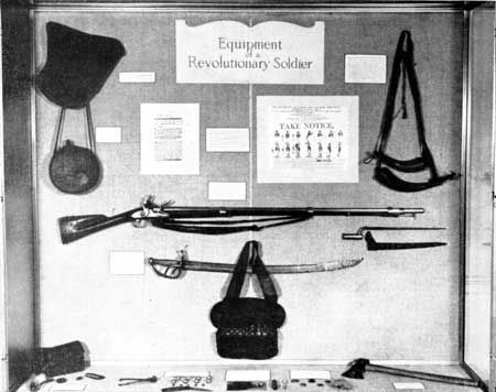 gear of the revolutionary war - Google Search