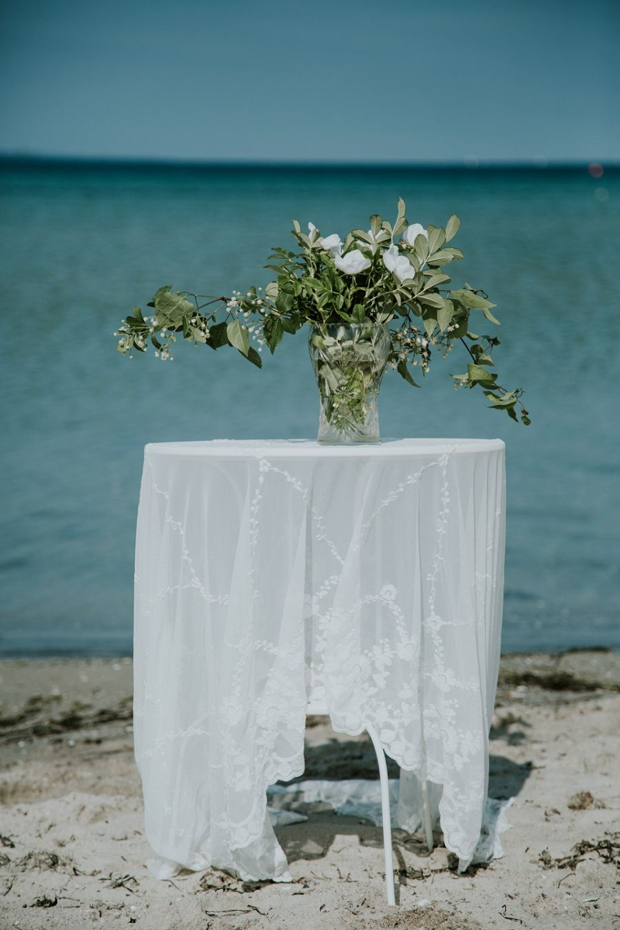Elopement and destination wedding planner on the romantic