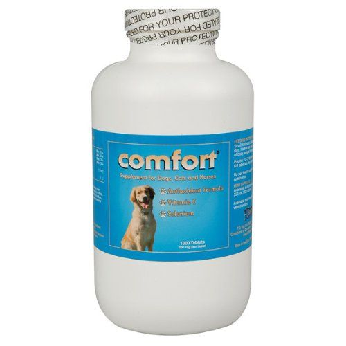 Comfort Antioxidant Tablets 1000 Tabs Read More Reviews Of The Product By Visiting The Link On The Imag With Images Cat Supplement Discount Pet Supplies Dog Vitamins