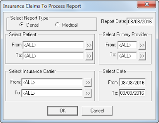 Catch Unsubmitted Claims With The Insurance Claims To Process