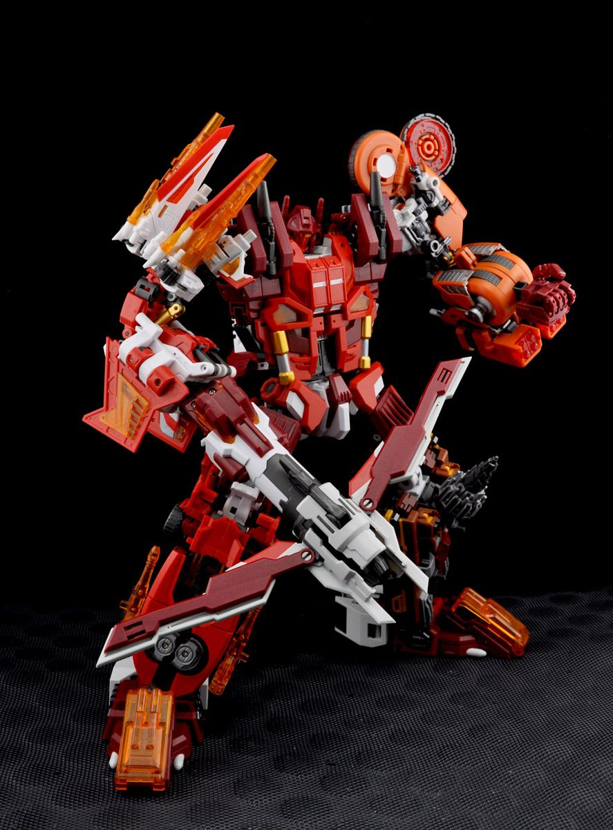 Maketoys Quantron 3rd Party Computron Technobots Transformers News Tfw2005 Transformers Transformers Artwork Transformers Masterpiece