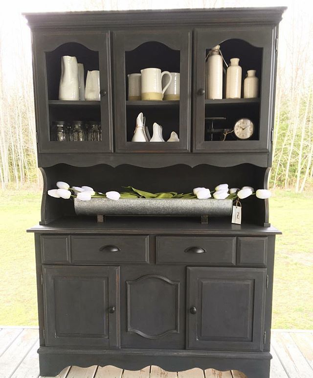 We Have A Hutch Buffet Dressers Wall Mount Shelf Dining Table Church Pews
