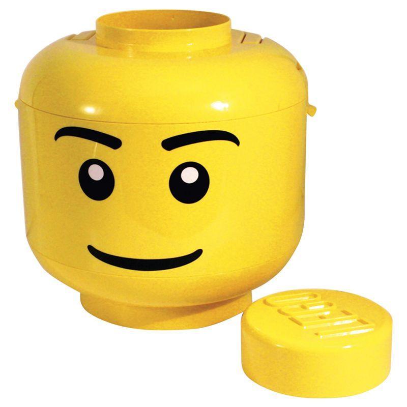 Lego Sort Store Head Lego Sort And Store Lego Storage Lego