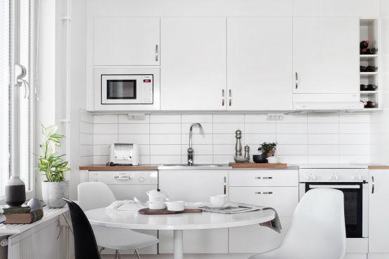 Inspiracion decoraci n muebles ikea estilo n rdico - Muebles pisos pequenos ...