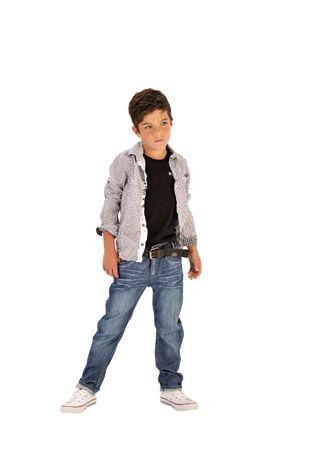 Debardeur,garcon,6,ans Jeanbourget