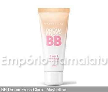 DREAM FRESH BB CREAM MAYBELLINE - Claro - Empório Itamaiatu