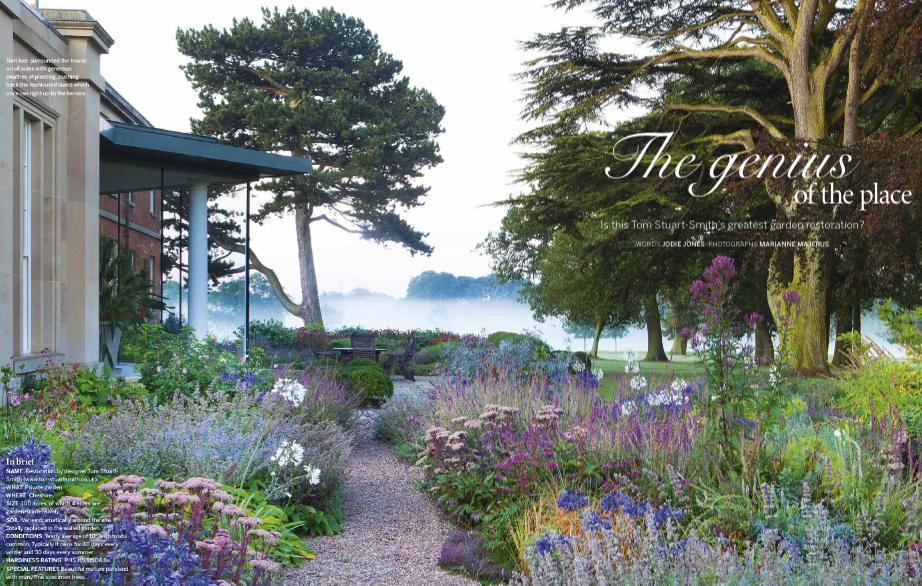 Tom Stuart Smith Cheshire Uk Beautiful Gardens Garden Design Landscape Design