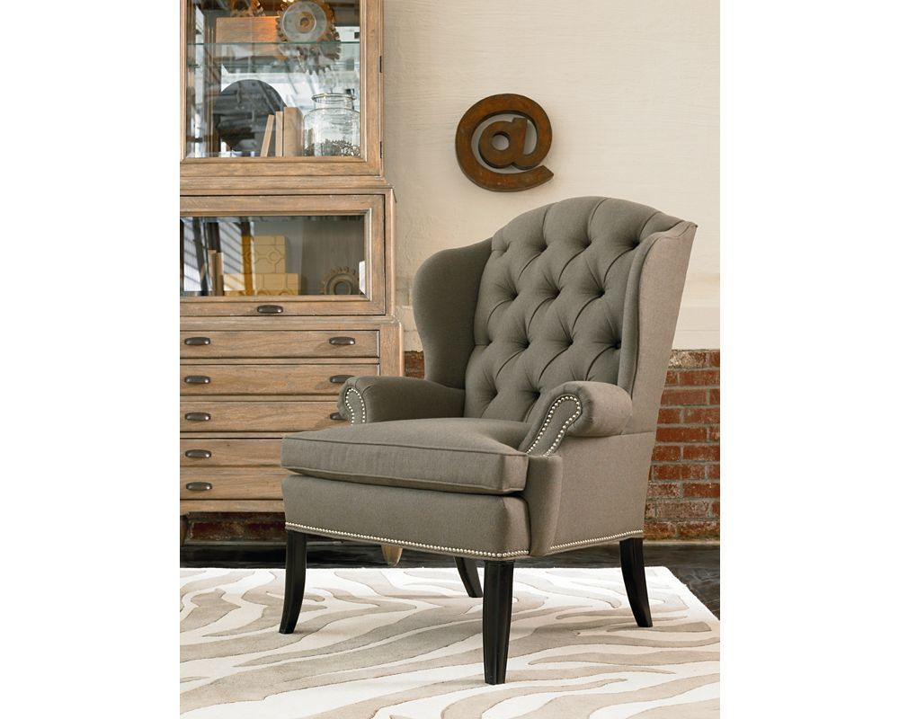 Corbett Wing Chair | Living Room Furniture