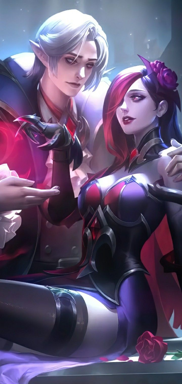 Pin de Bryle Bryan em mobile legends wallpaper em 2020