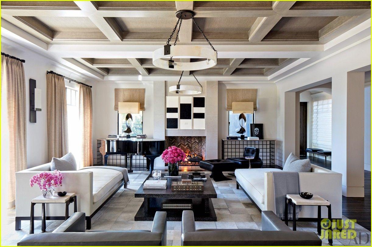 Kourtney & Khloe Kardashian Show Off Their Homes in ...