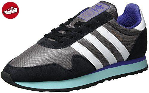 timeless design 8f336 89a8b adidas Herren Haven Sneaker, Grau (Trace Grey Ftwr White Clear Aqua)
