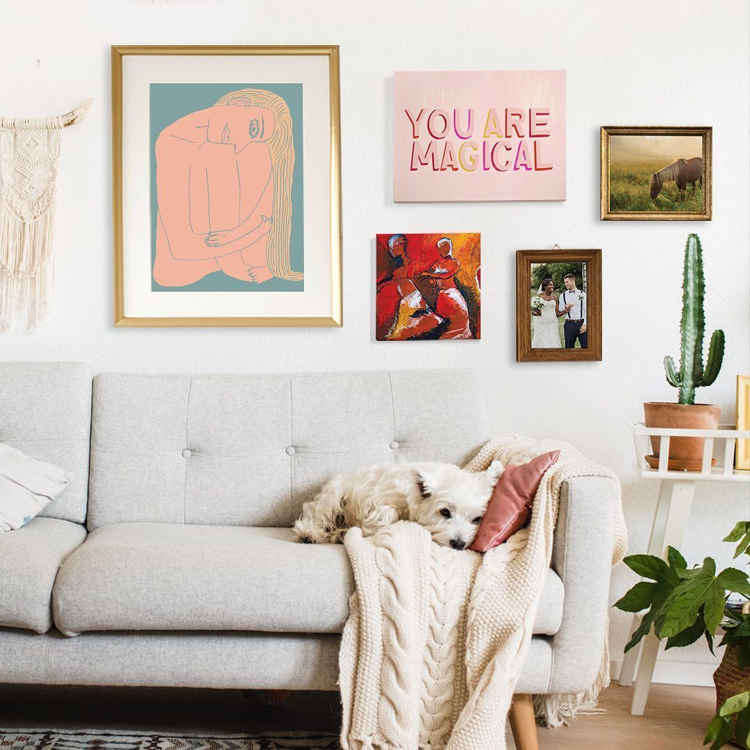 Cvs Pharmacy On Instagram No More Boring Walls The Cvs Summer Photo Sale Is Here With Up To 70 Off Canvases And 50 Of Gallery Wall Summer Photos Wall
