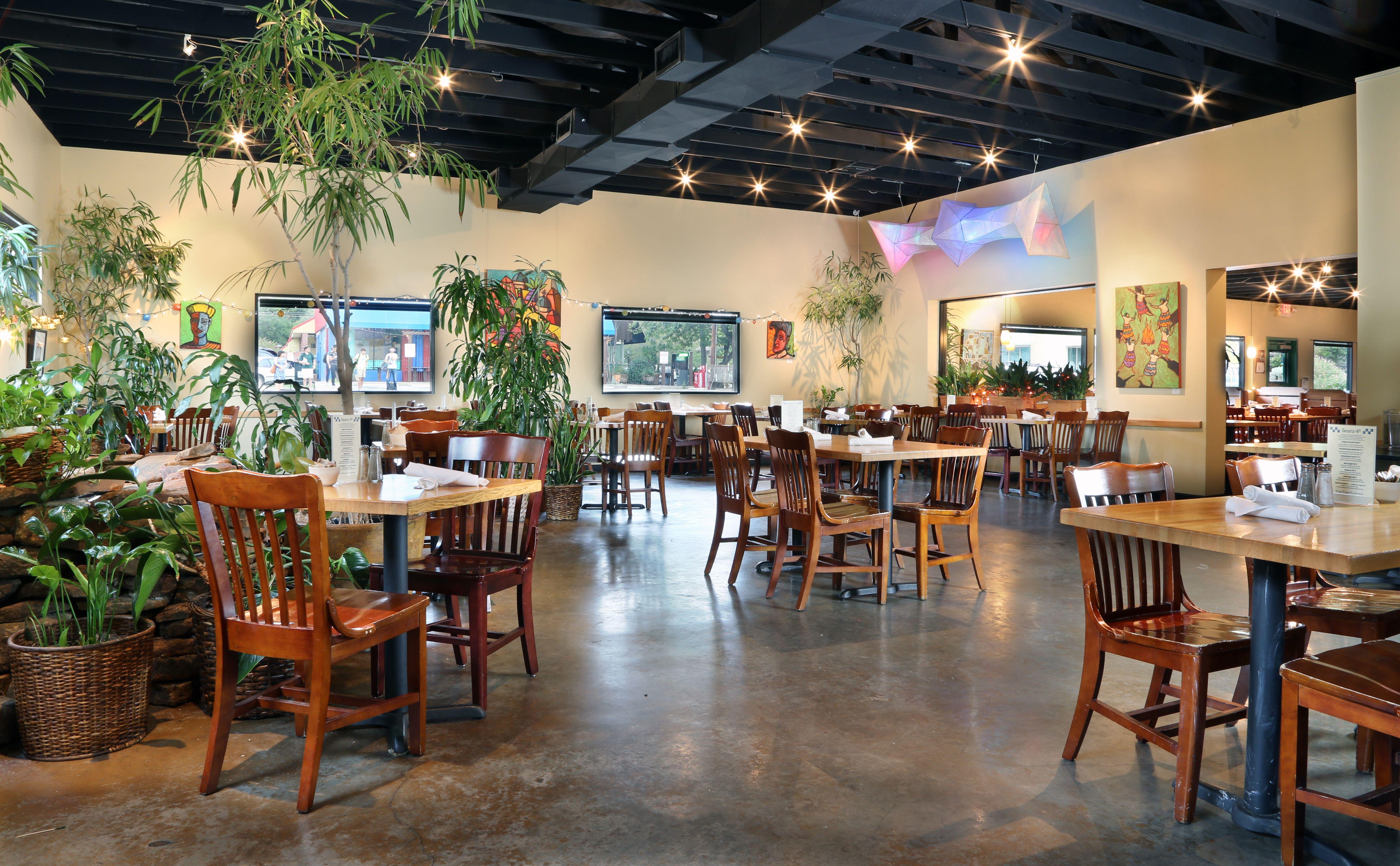 Mothers Cafe & Garden - 4215 Duval St, Austin, Tx