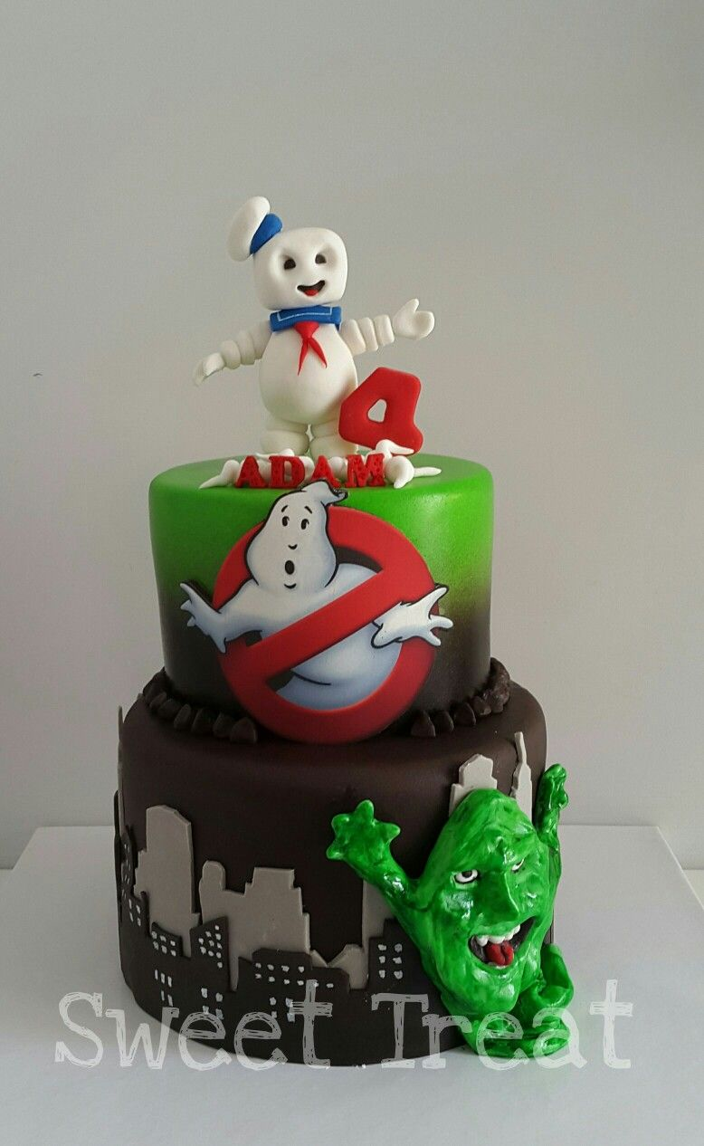 ghostbusters wedding cake ghost busters cake https m sweet treat 14679