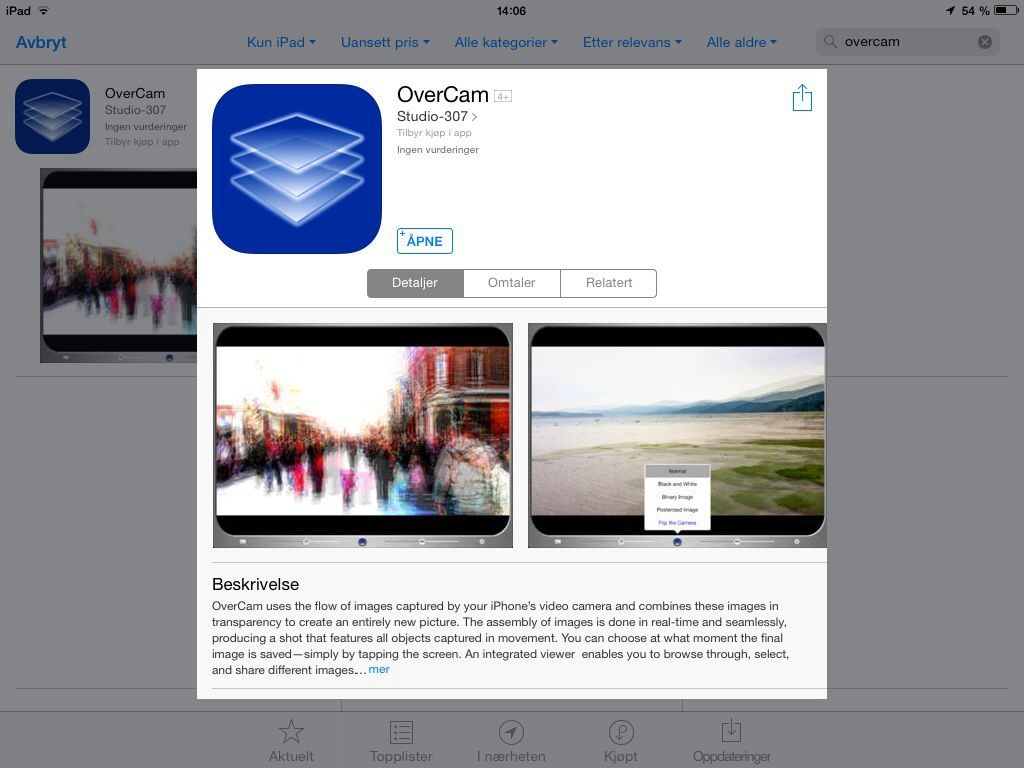 OverCam App