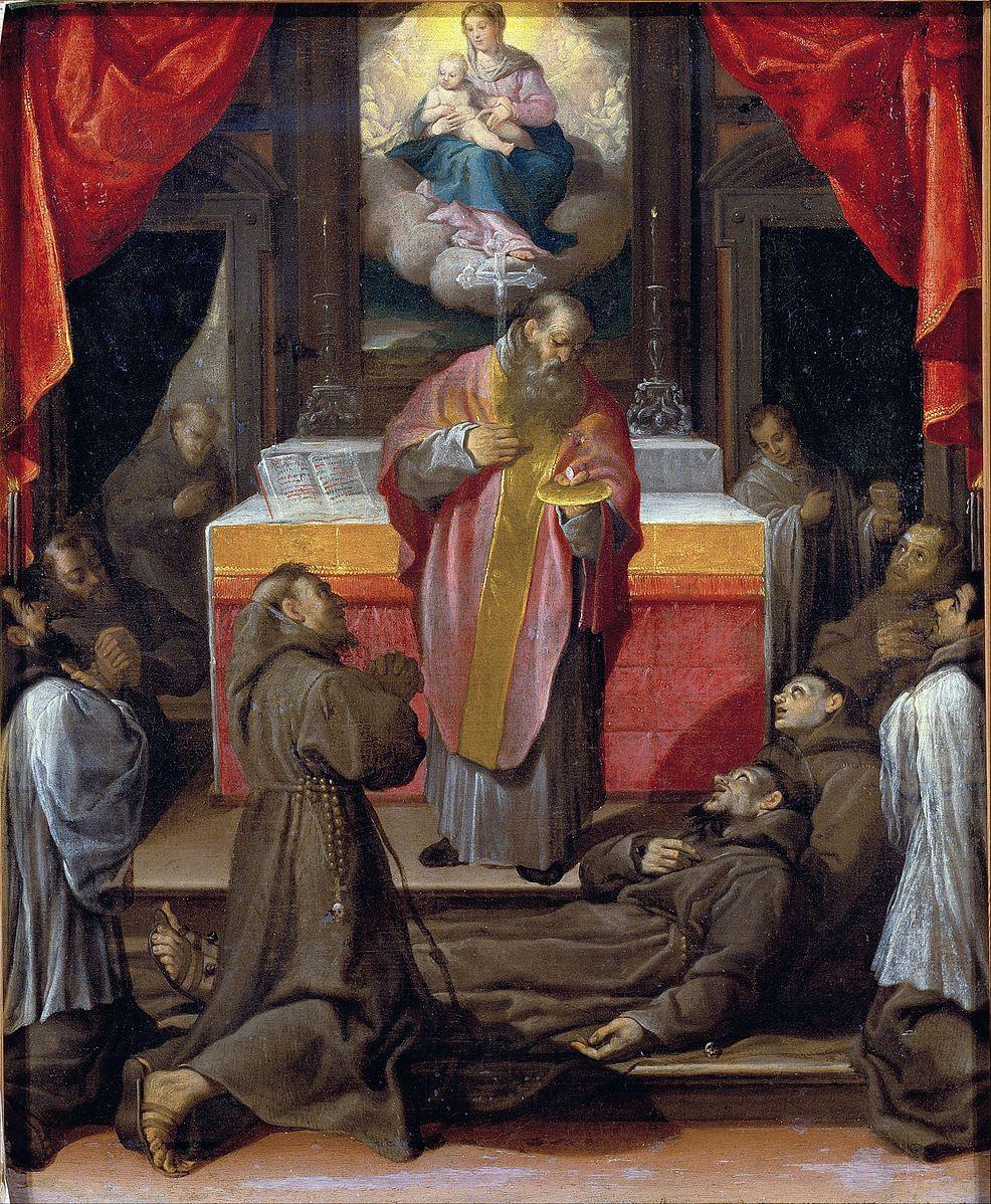 Agostino Carracci (Bologna - The Last Communion of St Jerome