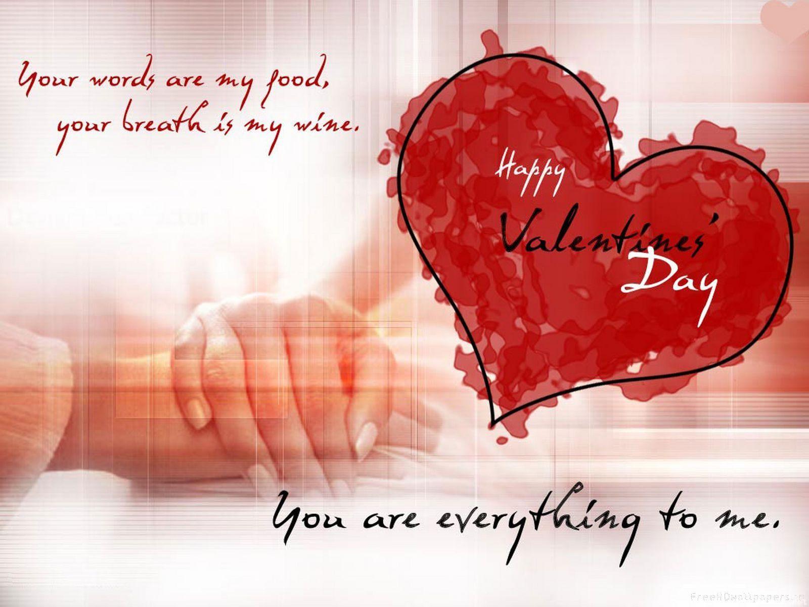 happy valintene my love new valentines day cards picture valentines day hd wallpaper 2013 - Valentine Love Cards