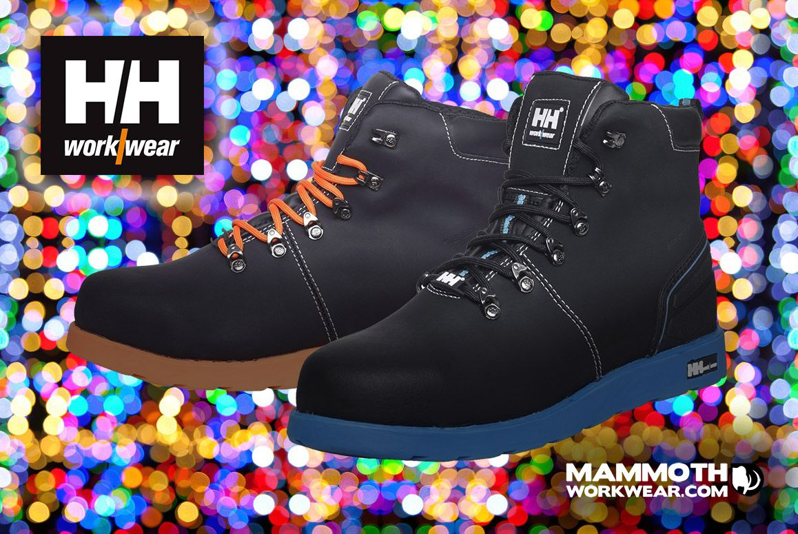 15c0d01188c Helly Hansen Frogner WW Low Safety Boots S3 | Step out in style (men ...