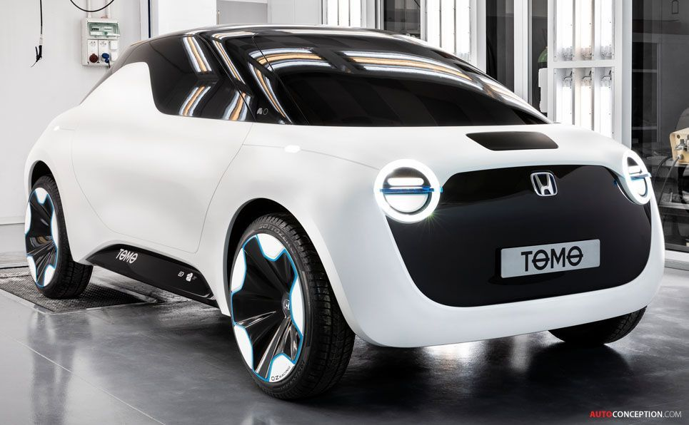 """Honda has partnered with Italy's Institute Europeo de Design (IED) to envision an all-electric city car of the future. Dubbed """"Tomo"""", the car is a thesis project produced by 13 students who are all currently studying for a master's degree in Transportation Design at […]"""