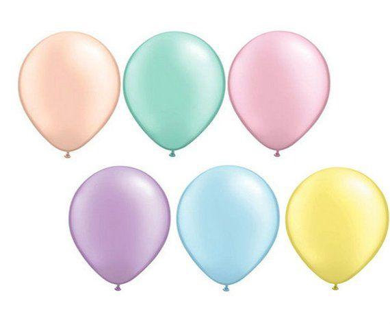 """Pearl lavande Qualatex 11 /""""ballons de latex x 25"""