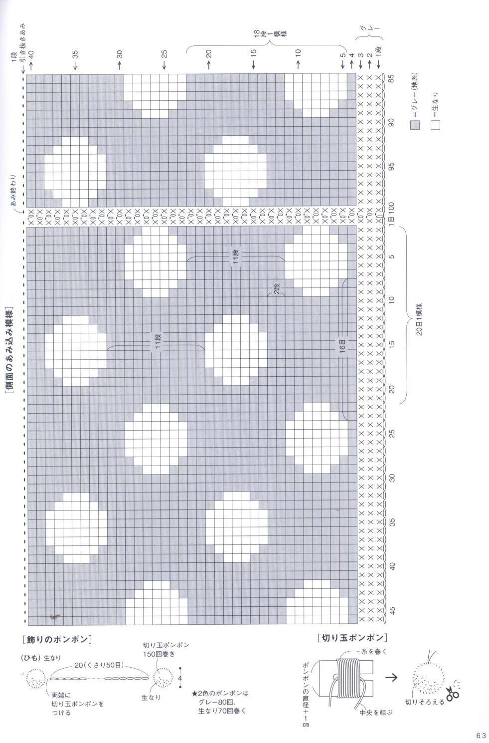 PATRONES GRATIS DE CROCHET: Patrón gratis de un bello bolso de ...