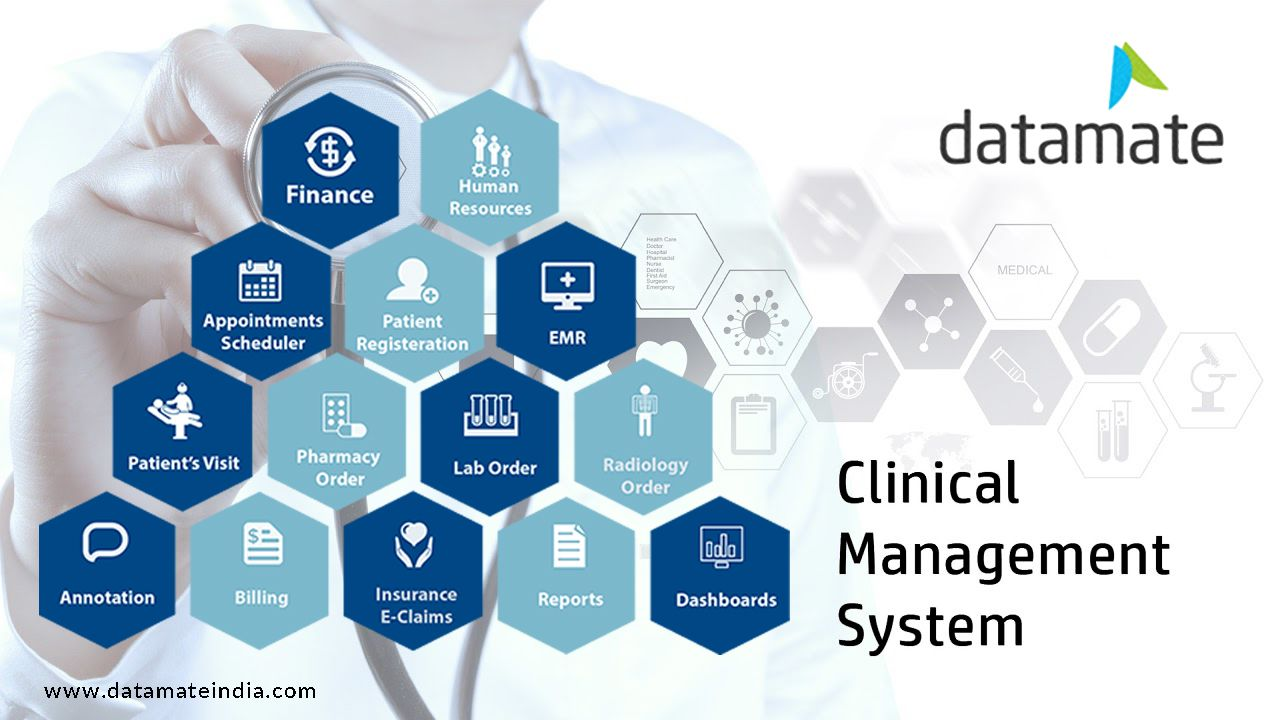datamate infosolutions pvt ltd provides cloud based hospital information system enabling hospitals for betterment in patient care resource and information  [ 1280 x 720 Pixel ]