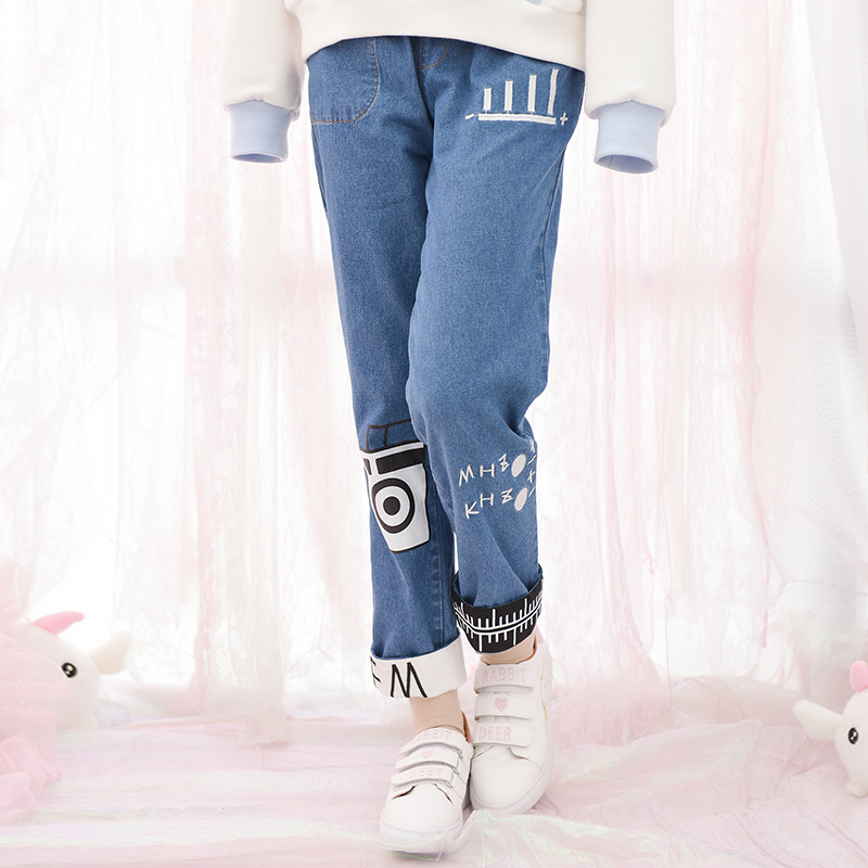 Mori Girl Dress Jeans on Mori Girl の森ガール.Mori Edgy Spring Adorable Jeans Cute Hin Thin Pants make you a fashionista.