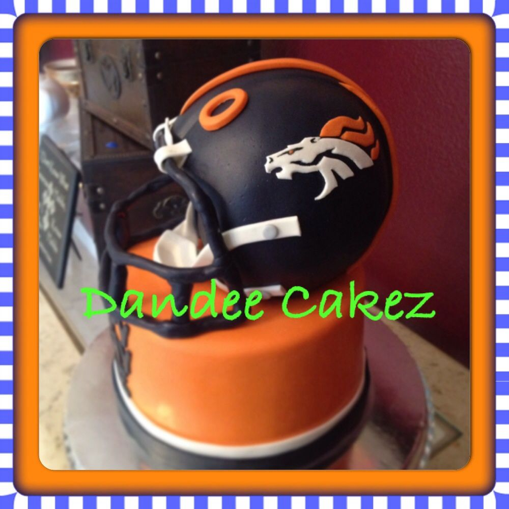 Pin by Cakes Cookies Coffee and Other Treats on Sports Cakes