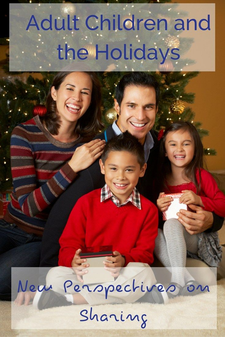 Married With Children Christmas.10 Tips To Avoid The Stress Of Sharing Your Adult Children