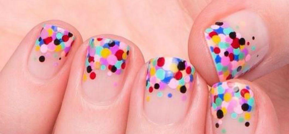8 x kleurrijke nail art om samen met je dochter uit te proberen
