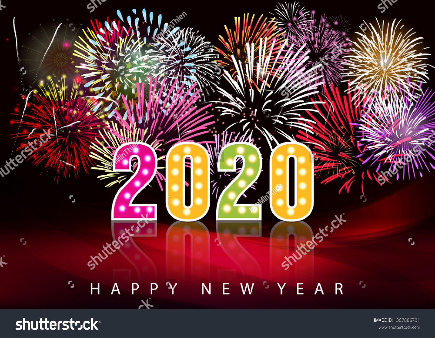 Happy New Year 2020 Year Of The Rat Ad Affiliate Year Happy Rat Year Happy New Year Images Happy New Year Wishes Happy New Year Pictures