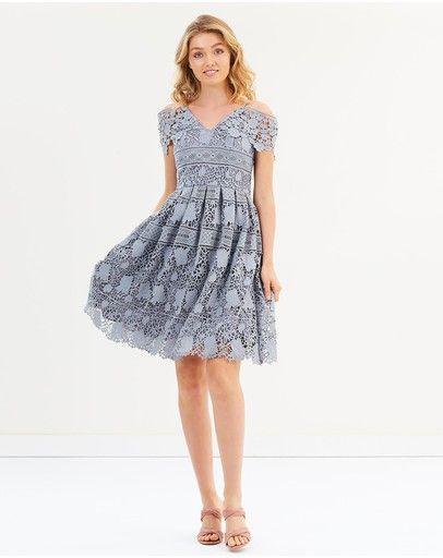 Womens Luciana Party Dress Chi Chi London 1MVb9t4
