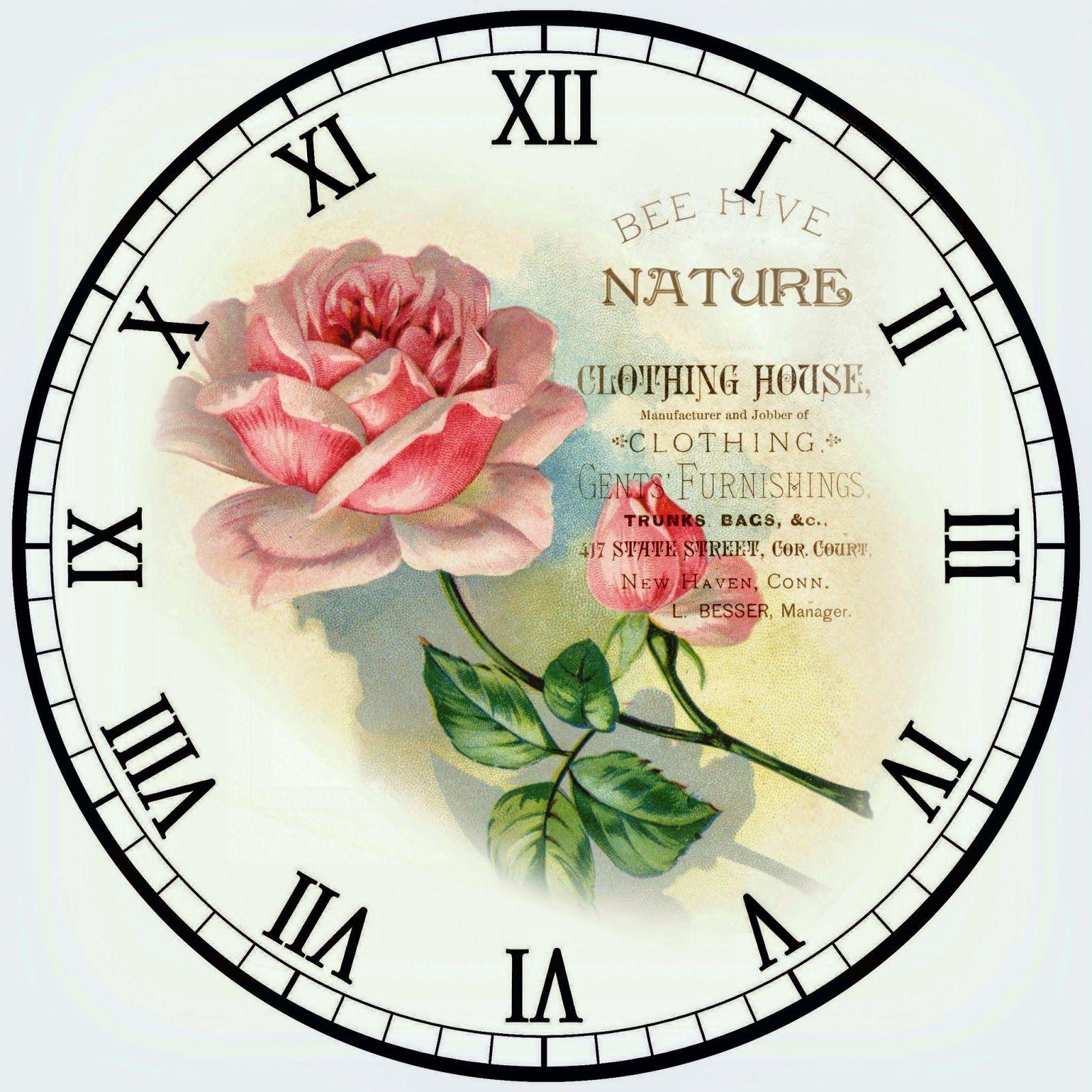 Creative clock background  Buscar con Google  relógios  Pinterest  Clock faces Clocks and