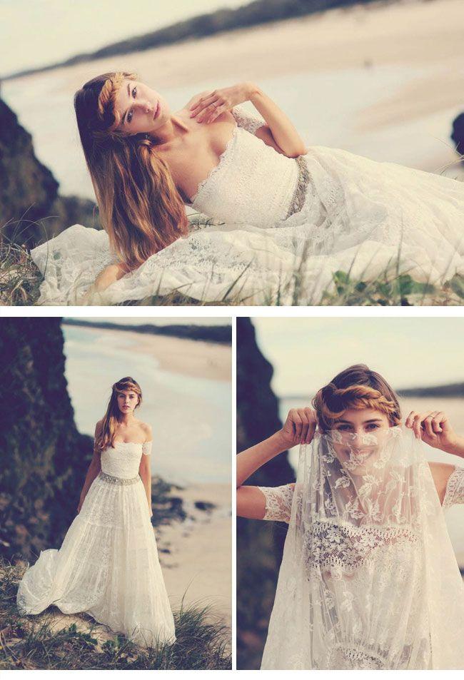 Grace Loves Lace, Vintage-Brautkleider mit individuellem Look ...