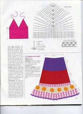 Crochê e tricô da Fri, Fri´s crochet and tricot: Juni 2012