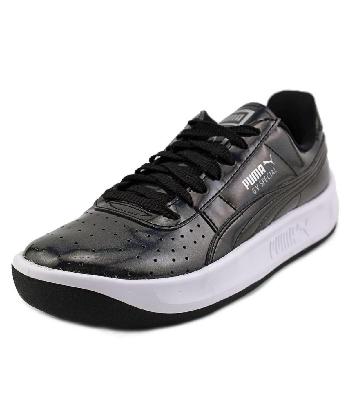 aac6f7caeda PUMA PUMA GV SPECIAL IRIDESENT MEN ROUND TOE SYNTHETIC BLACK ...