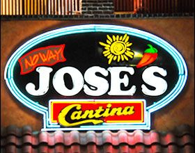 No Way Jose S Cantina Mexican Restaurants In Pigeon Forge Gatlinburg