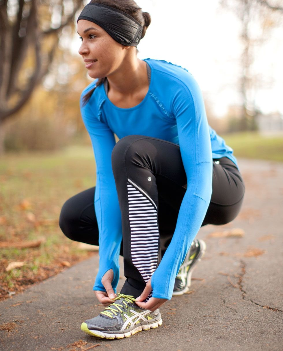 As its getting colder out this is a perfect workout look