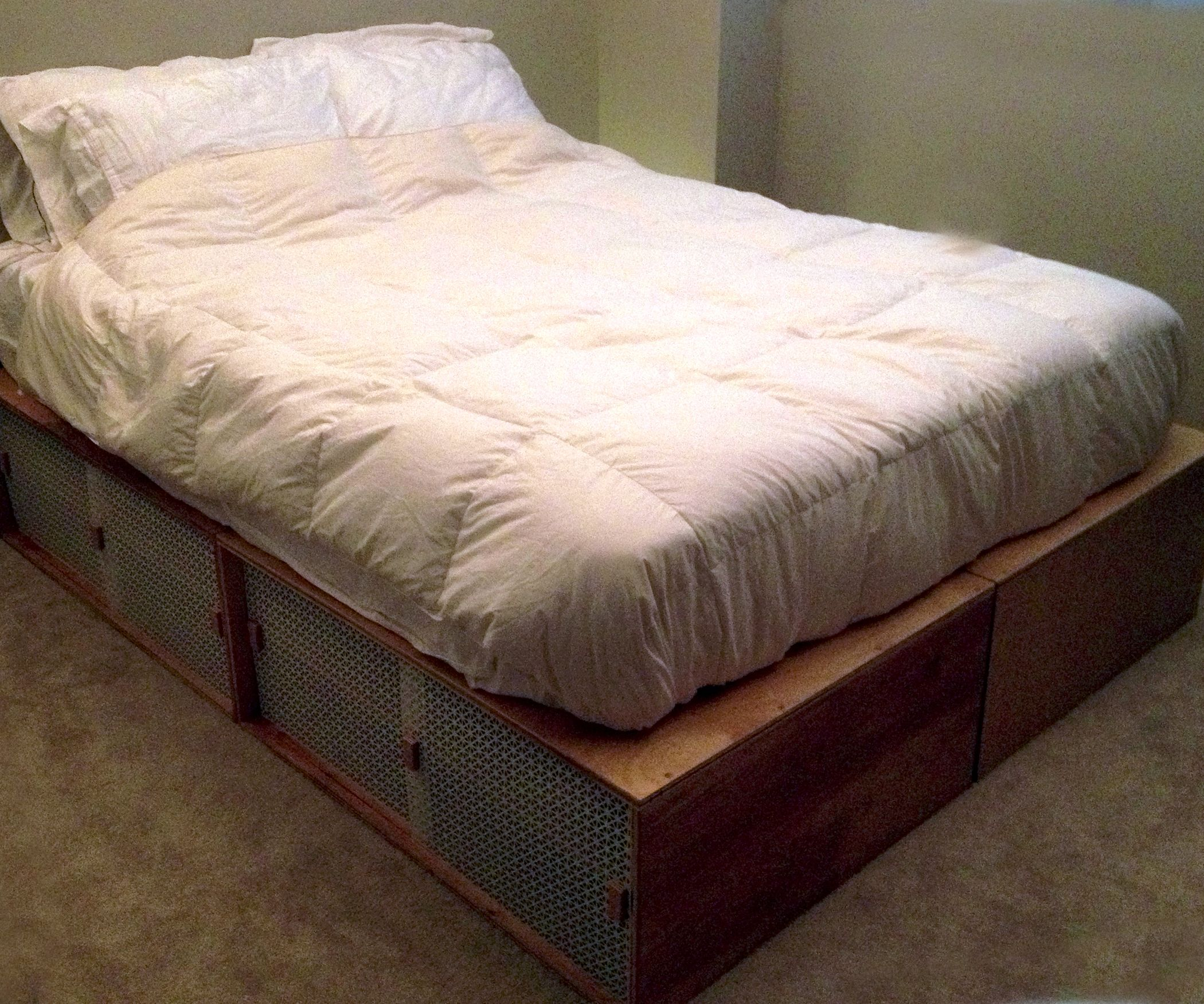 Box Bed Diy Storage Bed Box Bed Box Bed Frame