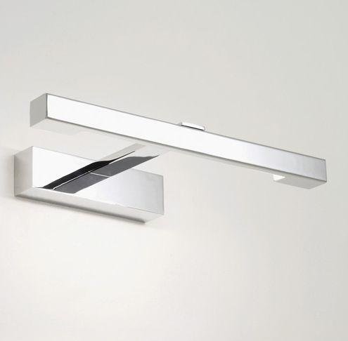 Kashima Ip44 Above Mirror Bathroom Light 8w T5 Chrome