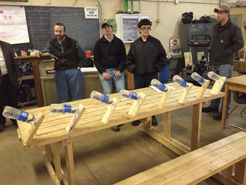 Great first woodworking project for 1st year students. The ...