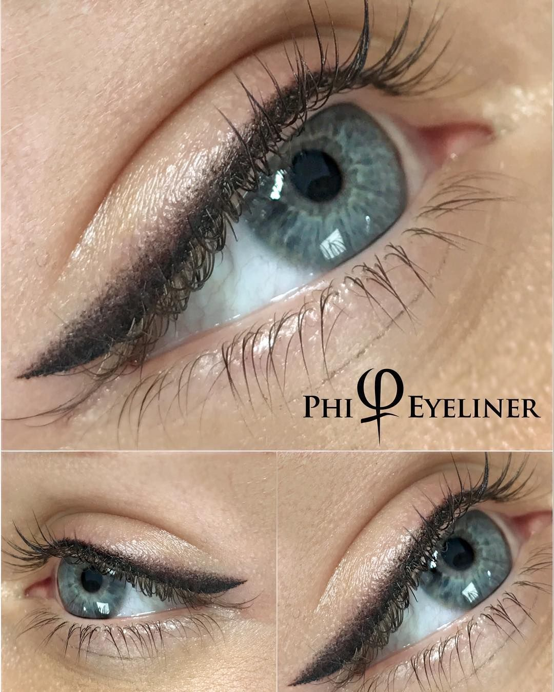 Phi baby ombré eyeliner Phicontour - Eyeliner tattoo permanent -