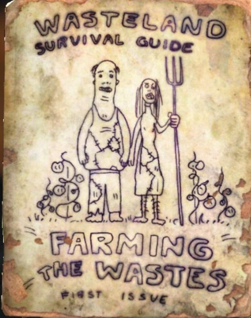 wasteland survival guide book expert user guide