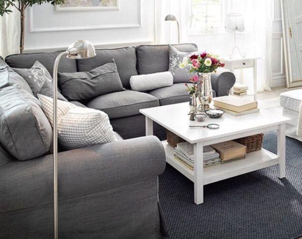 Sofa ikea ektorp  29 Awesome IKEA Ektorp Sofa Ideas For Your Interiors | Apartment ...