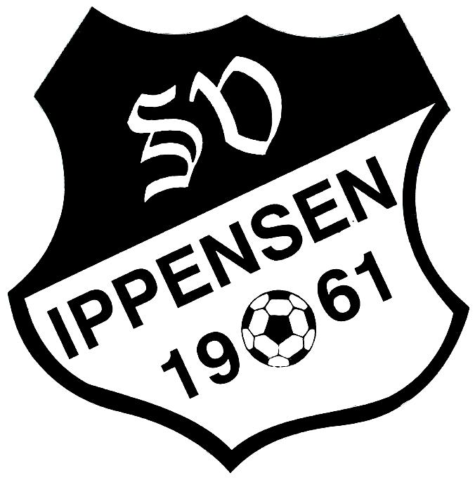 Sv Ippensen Football Logo German Football Clubs Football Club